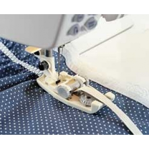 Лапка для пришивания резинки шириной от 6 до 12 мм