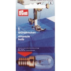 Лампочка винтовая для швейной машины
