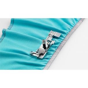Лапка для вшивания резинки на Pfaff Coverlock