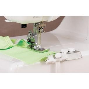 Приспособление на распошивалку для пришивания широкой резинки  Janome