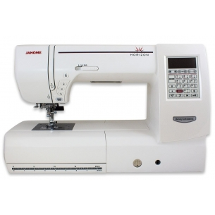 Швейная машина Janome HORIZON MC 8200 QC