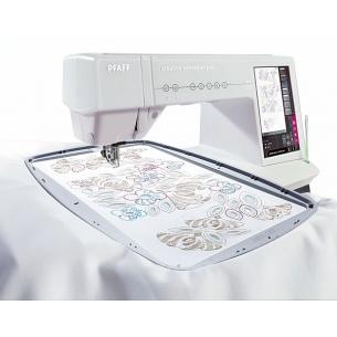 Швейно-вышивальная машина Pfaff Creative Sensation Pro