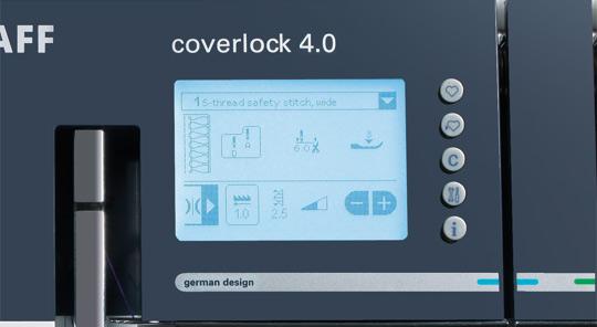 Pfaff Coverlock 4.0 инструкция - фото 11
